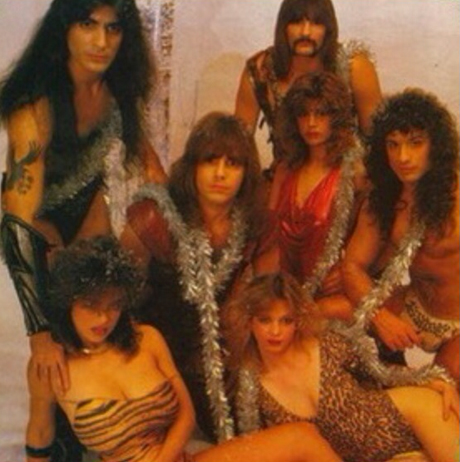 manowar groupies