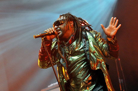 BENJI WEBBE SKINDRED