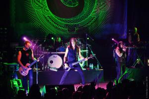 обзоры концертов Hells Guardian Amorphis