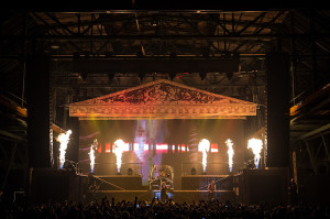 MANOWAR Gods and Kings Tour 2016