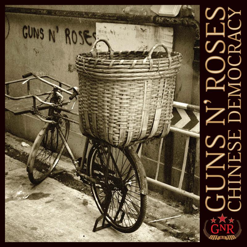 Guns N Roses Chinese Democracy