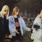 Историческое видео: 1990 год, ранние BEHERIT играют блэк-метал в универсаме