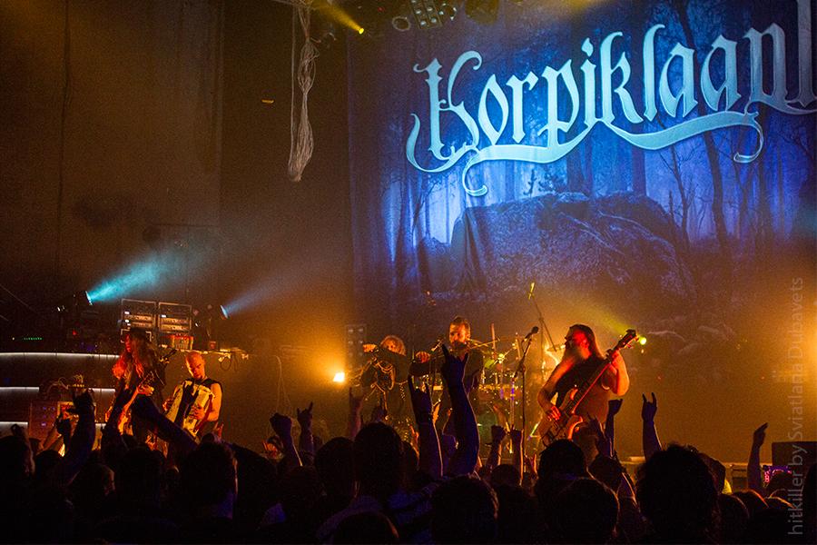 Korpiklaani live 2016