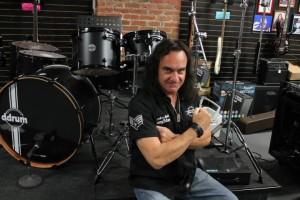 концертные происшествия Vinny Appice Black Sabbath