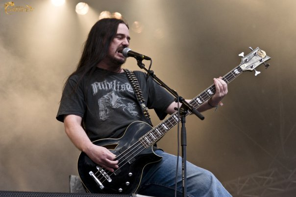 Jeff Walker of Carcass