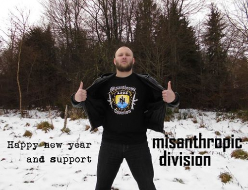 misantropic t-shirt