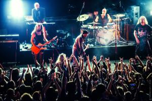 обзоры концертов Tiamat