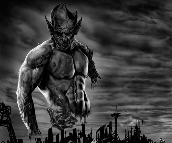 kreator-zombie-sketch-5-details