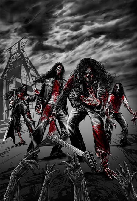 kreator-zombie-sketch-8-gore
