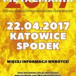 Фестиваль Metalmania возвращается 22 апреля. Хэдлайнеры уже объявлены