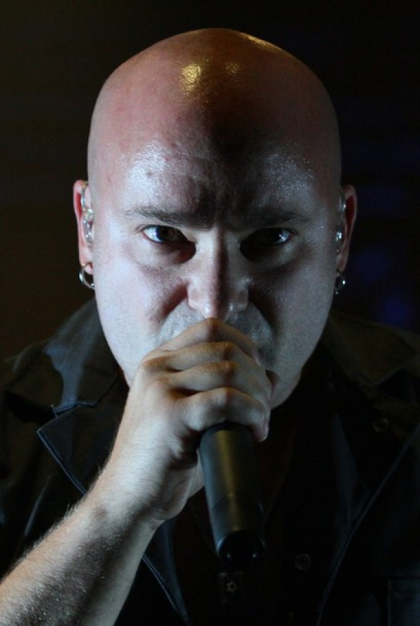 Disturbed David Draiman