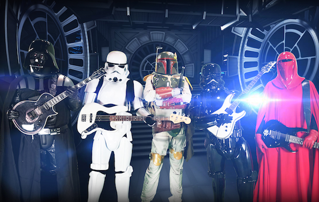 galactic empire band 2017