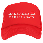 kid rock make american badass hat