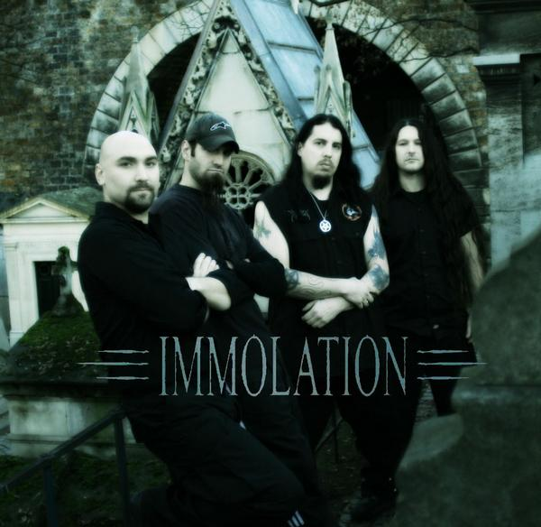 immolation band