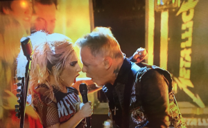 Metallica Lady Gaga Grammy