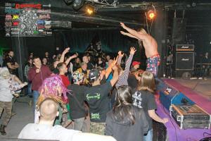фестивали дорожные заметки Exegutor Coyote Brutal Fest