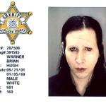 Marilyn Manson 2001