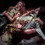 Skull Fist band live