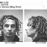Tommy Lee of Motley Crue 1999