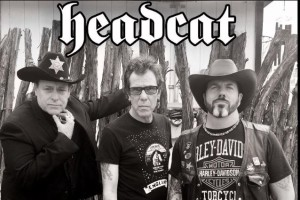 DAVID VINCENT LEMMY In HEADCAT