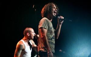 R.I.P. Linkin Park Chris Cornell Chester Bennington