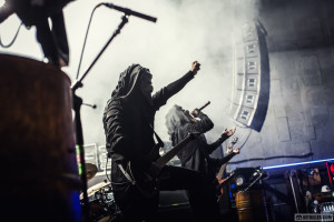 обзоры концертов Nox Vorago Children Of Bodom