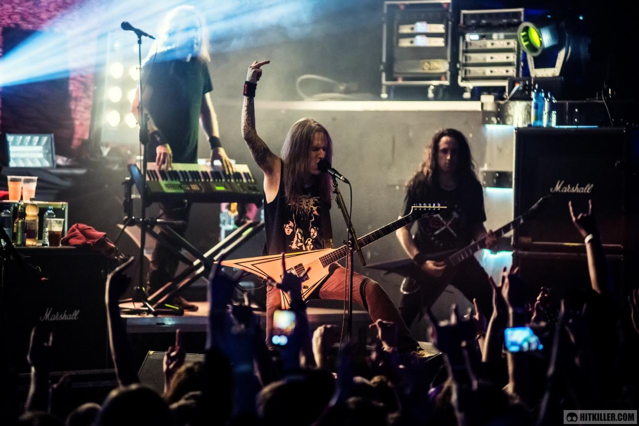 49Children Of Bodom live