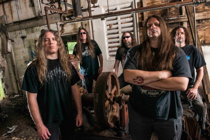 CANNIBAL CORPSE Code Of The Slashers