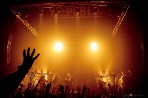 обзоры концертов Wintersun Whispered Black Therapy