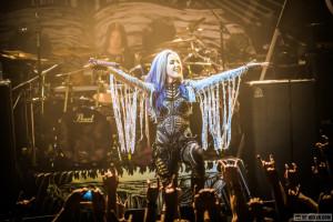 обзоры концертов Jinjer Arch Enemy