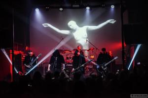 обзоры концертов Verwüstung Sisyphean Medico Peste Kruk Extravaganza Blackdeath