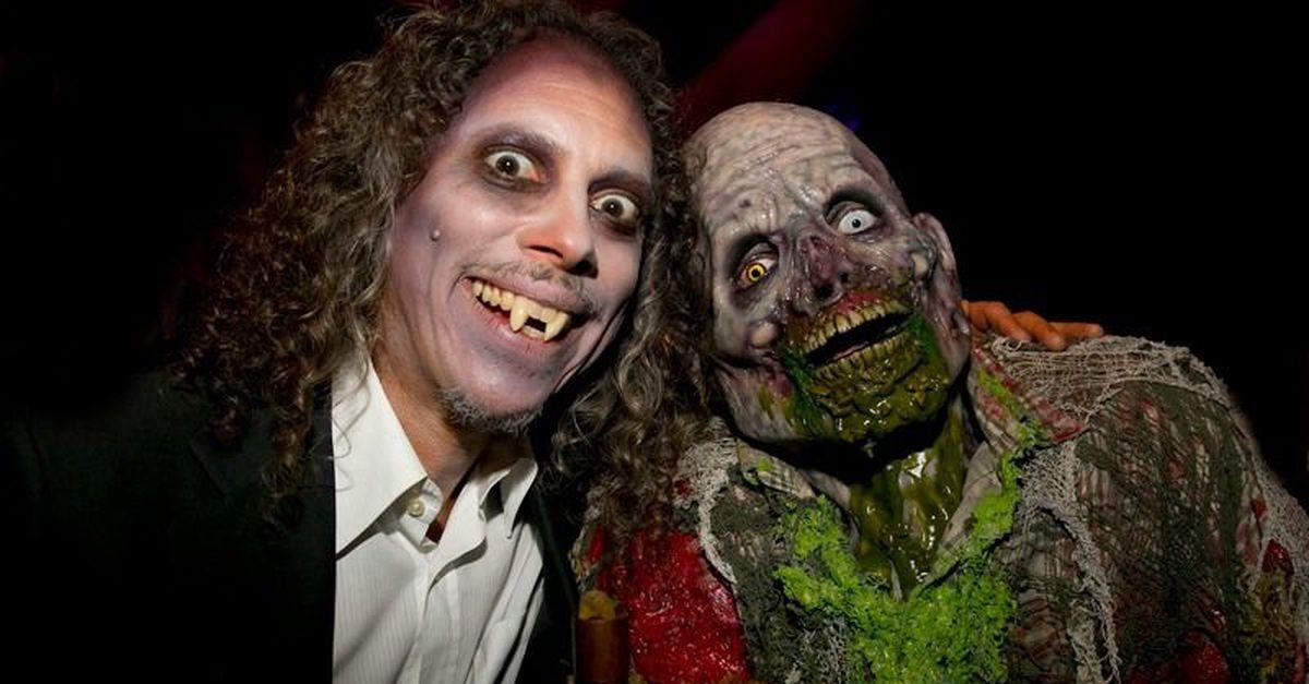 Kirk Hammett funny