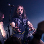Фото: RAVEN THRONE, ROTTING CHRIST в Минске