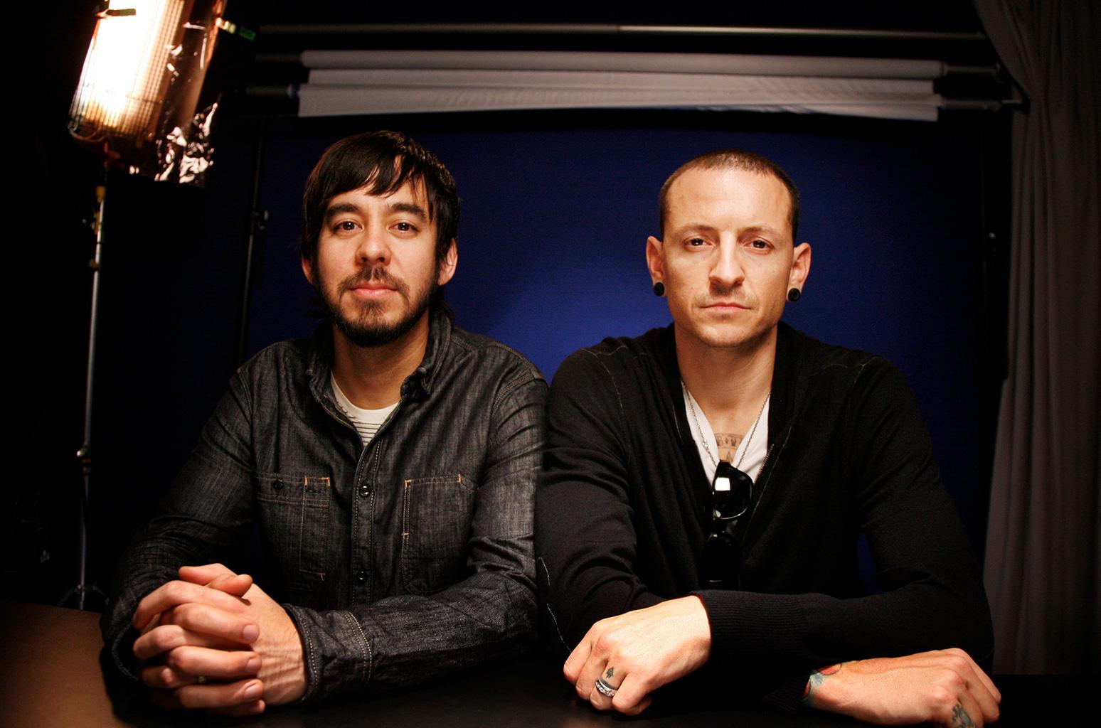 Mike Shinoda chester bennington