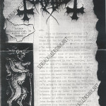 На продажу выставлены письма Юронимуса