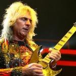 Потери в JUDAS PRIEST: из-за болезни Glenn Tipton не будет выступать с группой вживую