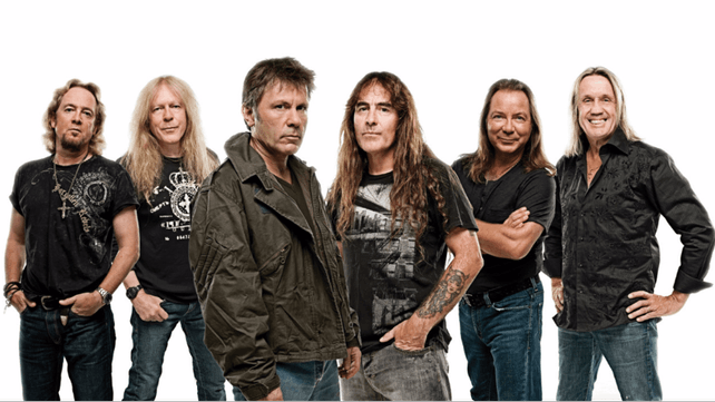 Iron Maiden Plagiarizing Hallowed Be Thy Name
