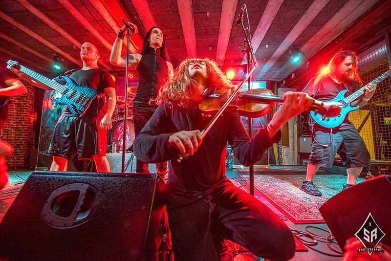 NE OBLIVISCARIS live 2018