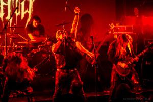 обзоры концертов Victim Path dOwnhill Blindead