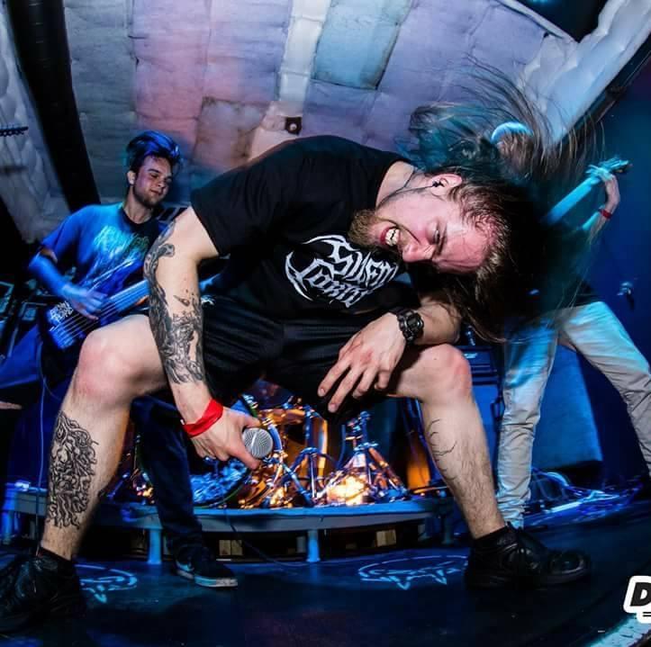metal music party club slam