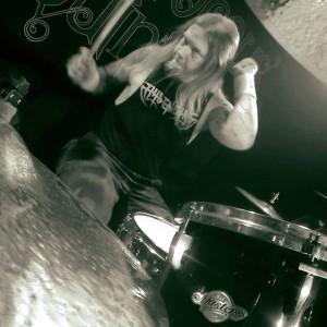 amon amarth drummer