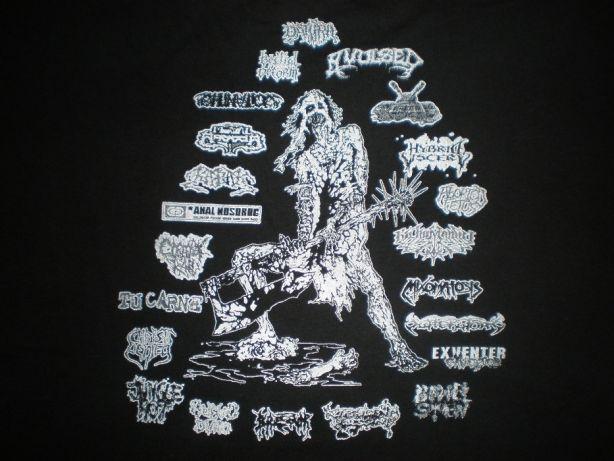 futbolki brutal death metal