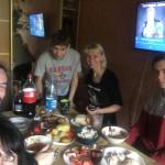 Gloria Cavalera story tour siberia family