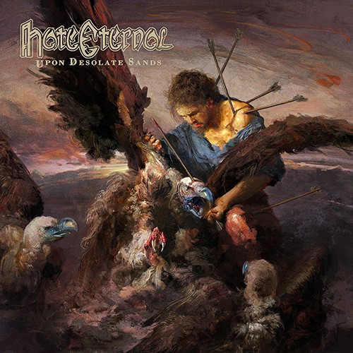 Hate Eternal Upon Desolated Sands CD