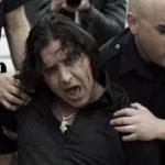"""кадр из клипа Стэппа """"Slow Suicide"""""""