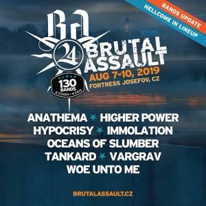 фестивали Brutal Assault