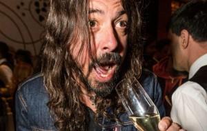 метал алкоголики Dave Grohl