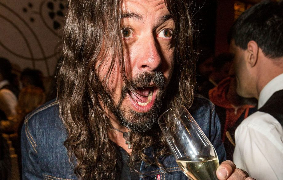 dave grohl drink