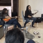 Gene Simmons Ace Frehley Perform at House