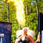 gwar photo fire
